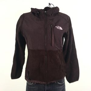 North Face Hooded Denali Jacket DR00769 Sz S